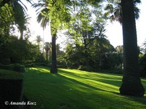 Melbourne - Footscray Park.