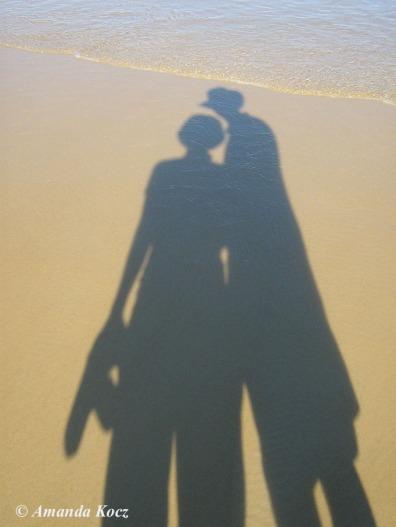 Ulladulla beach.