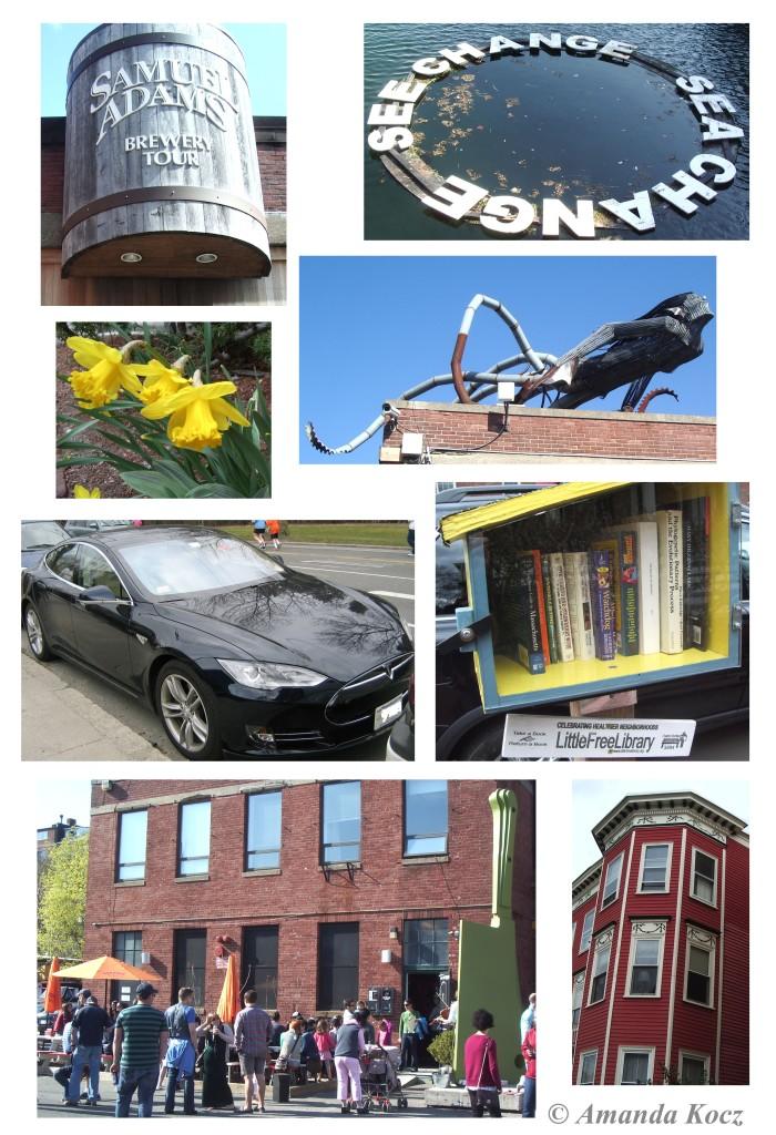 Random April photos - details below.