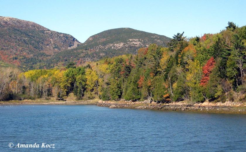 Acadia National Park - Fall 2012