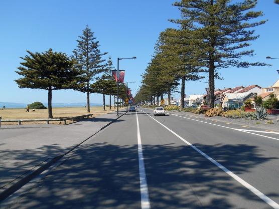 Napier high street