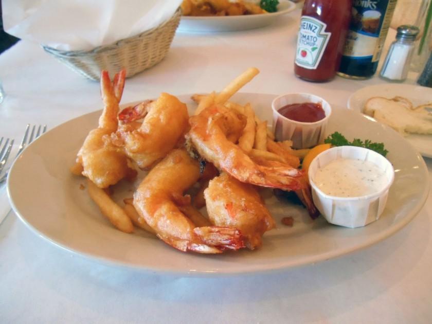 Mmm prawns.