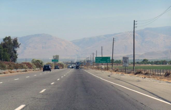 Urg, freeway mountain.