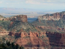 Imperial Point, North Rim Grand Canyon.