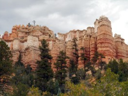 Bryce Canyon - enroute