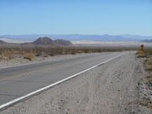 Desert... on the 127
