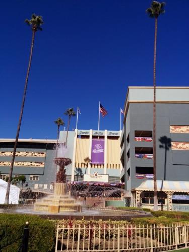 Santa Anita racecourse