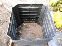 The empty bin