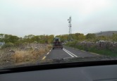 Even if you are allowed to overtake it's tricky.