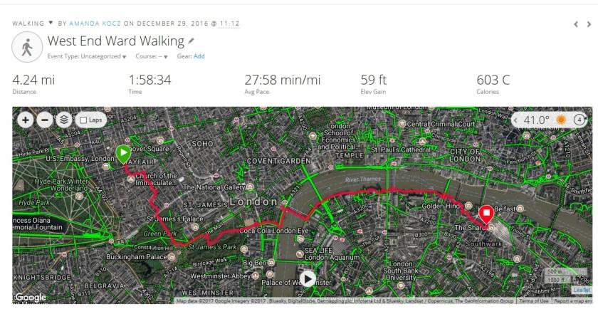 London-walk