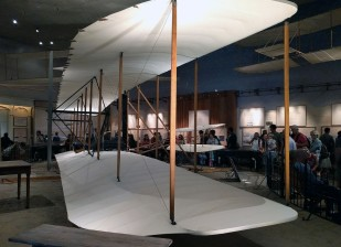 Wright Brother's plane